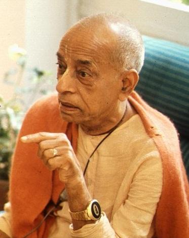 «СОВЕРШЕННЫЕ ВОПРОСЫ, СОВЕРШЕННЫЕ ОТВЕТЫ», из главы «Ведическая культура: варнашрама-дхарма (28 февраля 1972 года)»